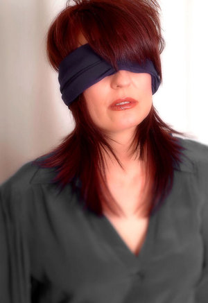 Nude Mature Blindfold Pics