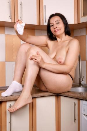 Nude Mature Socks Pics